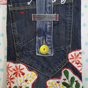 jeans ipad sleeve